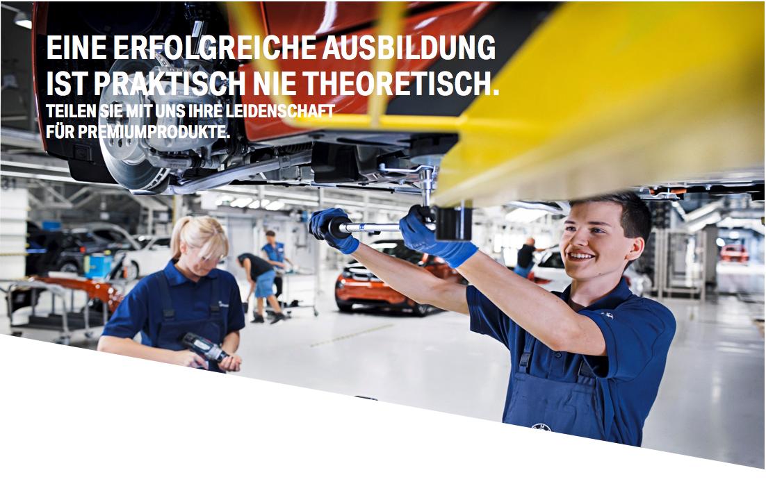 Stellenangebot Lehrstelle Motorradmechaniker EFZ bei BMW Group ...